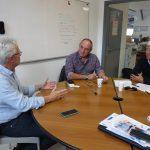 Un projet pilote de gestion efficace des productions et consommations d'énergie pour des TPE industrielles