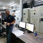Visite de la centrale EEC Waihmenë : l'autonomie énergétique devient une réalité à Lifou