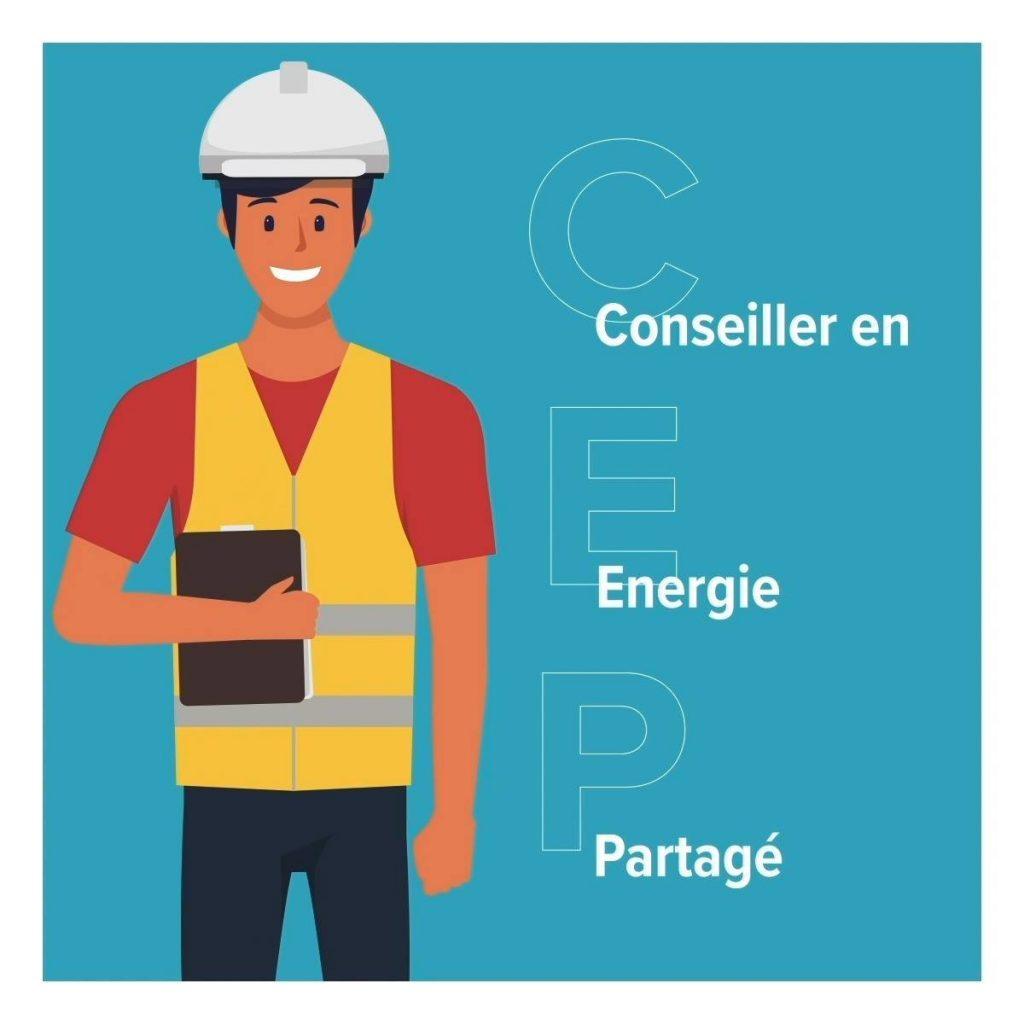 Qu'est-ce qu'un conseiller en énergie partagé (CEP) ?