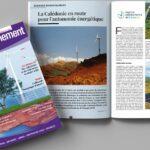 La Calédonie en route pour l'autonomie énergétique - Environnement 2021 / n°31