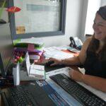 Carole Pinazo, Responsable administrative et financière : « en phase avec mes valeurs personnelles »